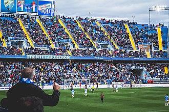 La Rosaleda Stadium - La Rosaleda, 2014