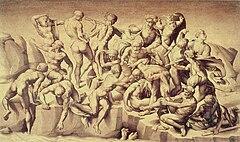 Battaglia di Cascina (Michelangelo)