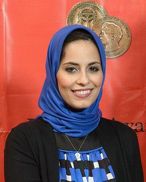 Laila Al-Arian - Laila Al-Arian at the 73rd Annual Peabody Awards