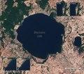 Lake Bracciano recedes ESA383220.tiff