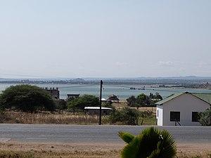 Singida (town) - Image: Lake Singida