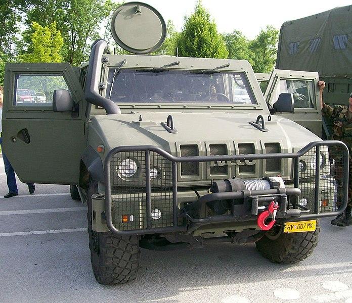 Iveco LMV Lince 4x4