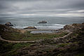 Lands End - Golden Gate National Recreation Area - San Francisco - Northern California - 16 Sept. 2012.jpg