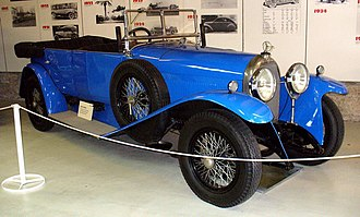 Austro-Daimler - Image: Langenburg austro daimler ADM 1923
