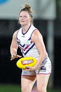 Lara Filocamo Australian rules footballer