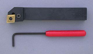 Tipped tool