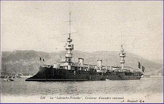 Louis-René Levassor de Latouche Tréville - Image: Latouche Treville far 134