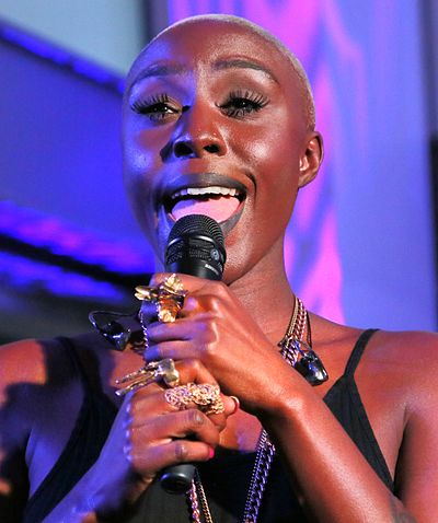 Picture of a band or musician: Laura Mvula