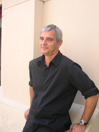 2008 Cannes Film Festival - Laurent Cantet, winner of the 2008 Palme d'Or