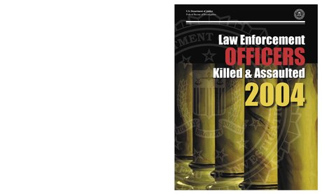 File:Law Enforcement Officers Killed and Assaulted, 2004.pdf