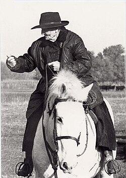 Le Cailar, Fanfonne sur Pescalune 1983 (Photo Robert Faure).jpg