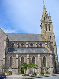 Le Eglise Plevenon-Departement Cotes de Armor-Bretagne-Frankreich-Samstag 7.Juli 2007.JPG