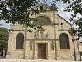 Le Plessis-Gassot (95), église Notre-Dame-de-l'Assomption, façade occidentale 3.JPG