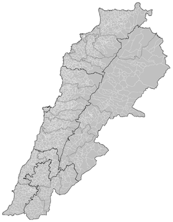 Lebanon municipalities.png