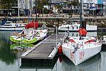 Les voiliers de course Class40 Lord Jiminy et Groupe Picoty.JPG