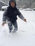 Let it snow, Cherry Point transforms, becomes Winter Wonderland 140211-M-XX000-001.jpg