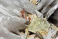 Leucophanite, natrolite, rhodochrosite, aegirine 300-4-2014.JPG
