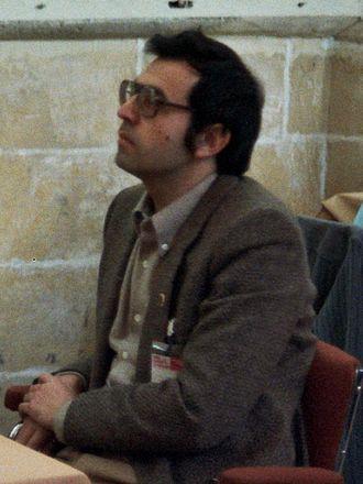 Lev Alburt - Lev Alburt, Malta 1980