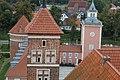 Lidzbark Warmiński - baszta widziana z wieży zamkowej 2.jpg