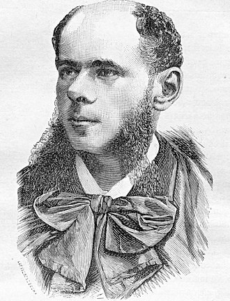 Battle of Tamsui - Lieutenant de vaisseau Dehorter, Triomphante, mortally wounded at Tamsui on 8 October 1884