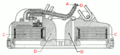 Lifting electromagnet cross section.png