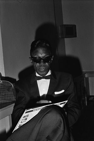 Lightnin' Hopkins - Image: Lightnin' Hopkins