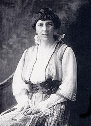 Lila Meade Valentine - Portrait of Lila Meade Valentine