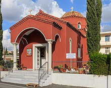 Limassol 01-2017 img24 StPantaleon Hospital Church.jpg