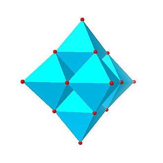 Polyoxometalate - Hexamolybdate