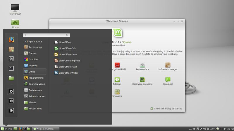 Install DE Cinnamon di Ubuntu 14.04 LTS