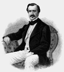 Lionel Marquis de Moustier