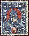 Lithuania 1921 MiNr 0096 B002.jpg