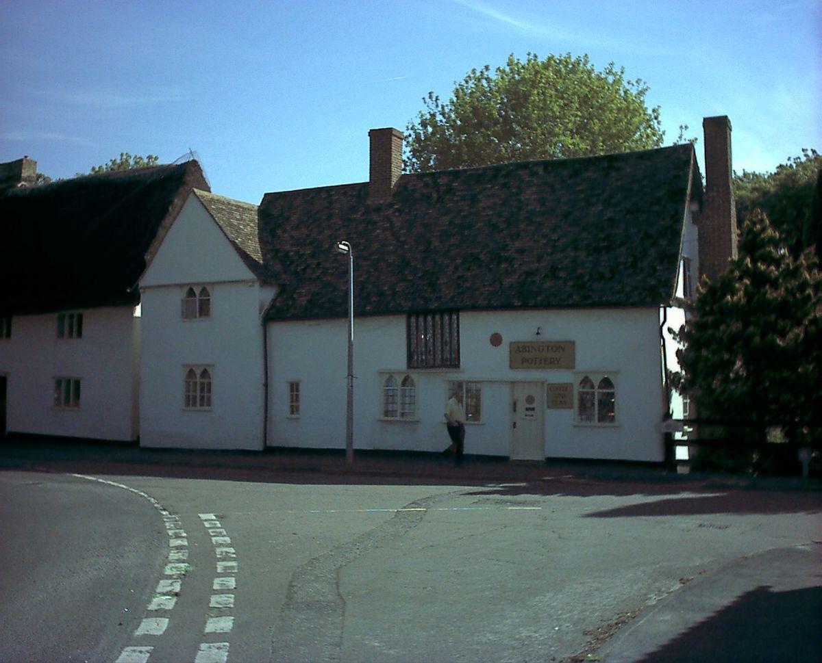 Abington (Cambridgeshire) – Wikipedia, wolna encyklopedia