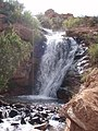 Little Dolores River Waterfall in Westwater Canyon, Utah 7.jpg