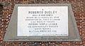 Livorno Roberto Dudley plaque 01.JPG