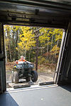 Loading ATV onto RDC Budd (15210632247).jpg