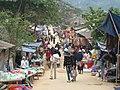 Local Market in Vietnam - panoramio.jpg