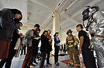 Local college students visit Kadena to observe disaster prevention system 150223-F-QQ371-059.jpg