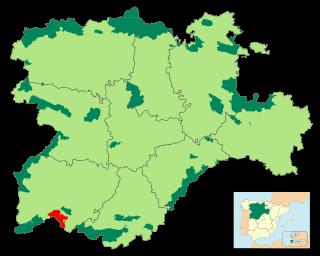 Francia (river) river in Spain