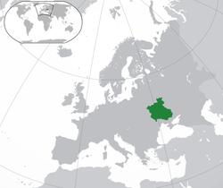 L'ospite cosacco di Zaporizhian nel 1654