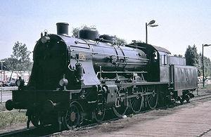 Prussian S 10 - Image: Locomotive 17 1055