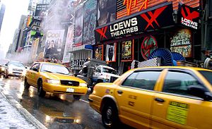 Loews Cineplex Entertainment - Loews Theatre, Times Square, 2005