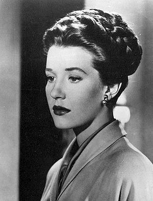 Lois Maxwell - Maxwell in The Dark Past (1948)