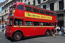 London Q1 trolleybus 1768 Regent Street, 2014.JPG