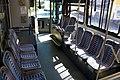 Longitudinal seating on Gillig bus (8070824007).jpg