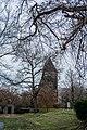 Looking SE at Garfield Memorial - Lake View Cemetery - 2014-11-26 (17356293559).jpg
