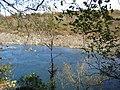Looking across the Potomac River from Virginia towards DC, October 31, 2004 - panoramio.jpg