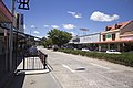 Looking north-east up the Kings Highway (Monaro Street) in Queanbeyan.jpg