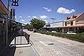 Looking north-east up the Kings Highway (Monaro Street) in Queanbeyan.jpg