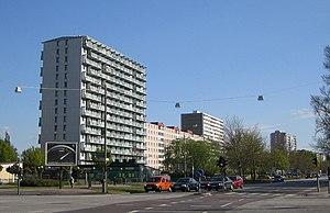 Lorensborg - Image: Lorensborg, Malmö